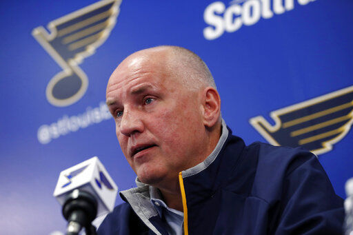 Blues power: From last place to the playoffs for St. Louis