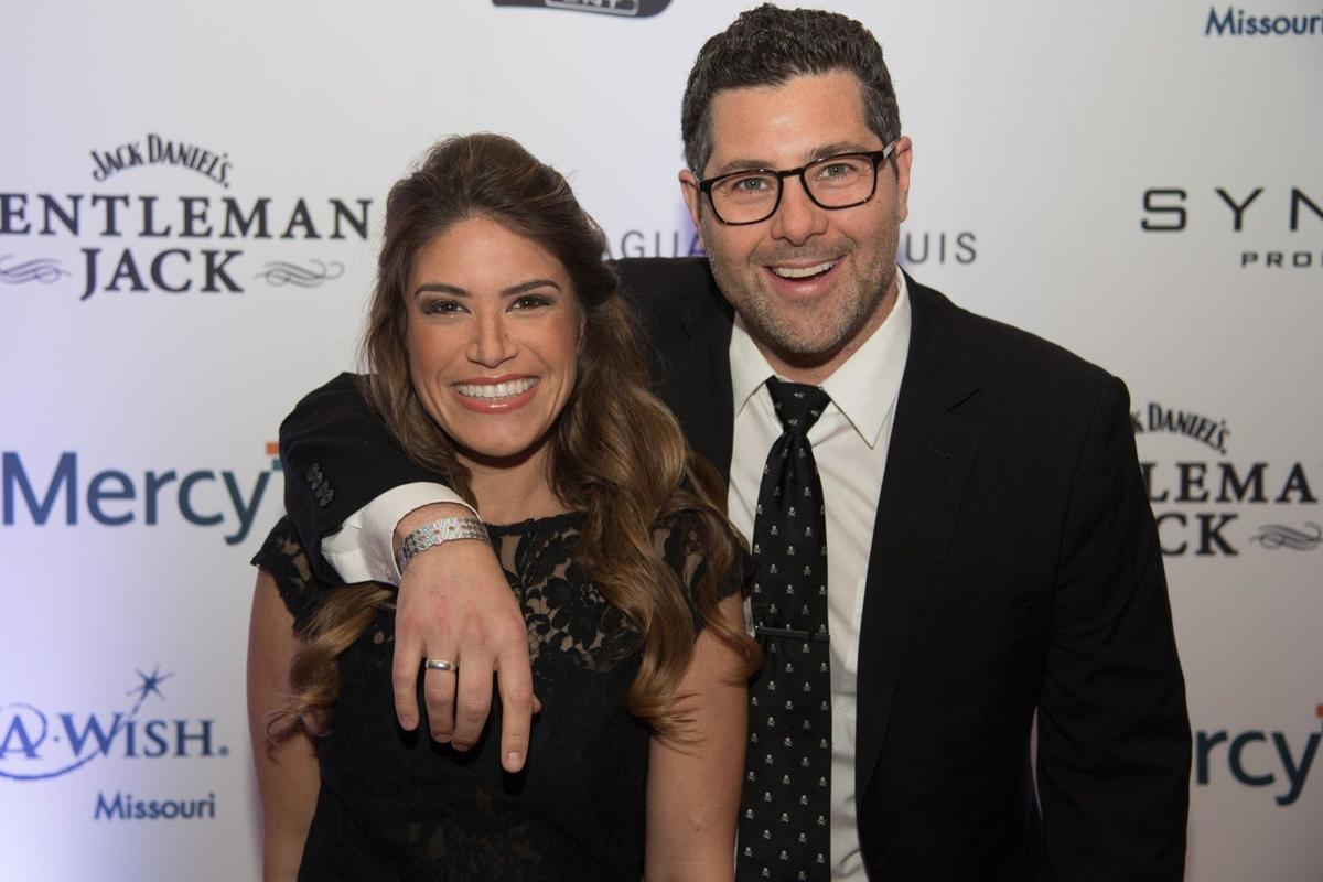 Nelly's 10th Black and White Ball at Four Seasons Hotel