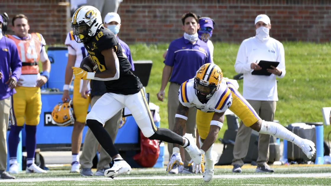 With LSU upset hanging in the balance, Mizzou takes a Chance on freshman Luper