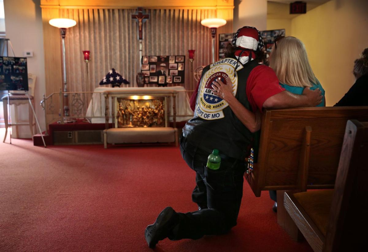 Funeral donated for homeless Vietnam veteran