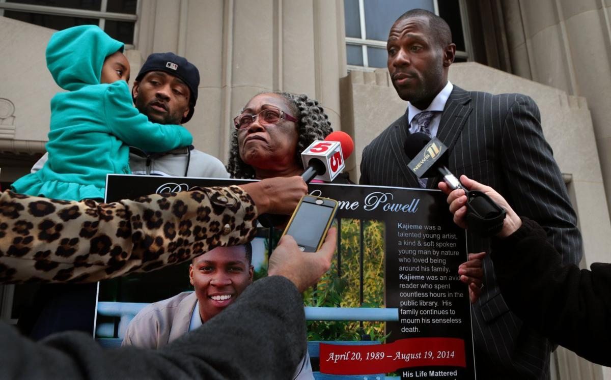 Prosecutor announces no charges against St. Louis officers in fatal shooting of Kajieme Powell