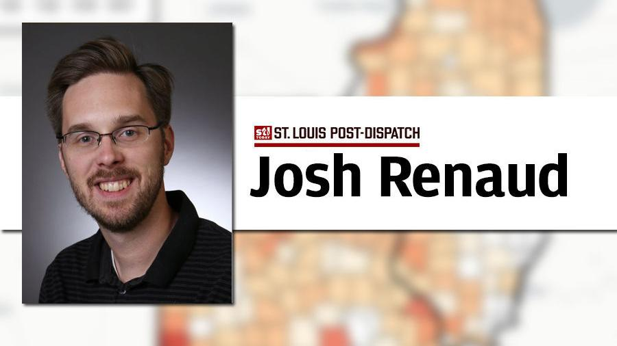 Josh Renaud's most memorable work of 2020: A homicide map, an election map and a coronavirus map