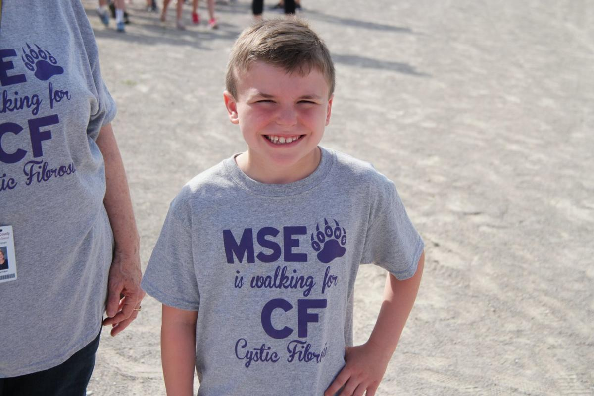 Cystic fibrosis walk