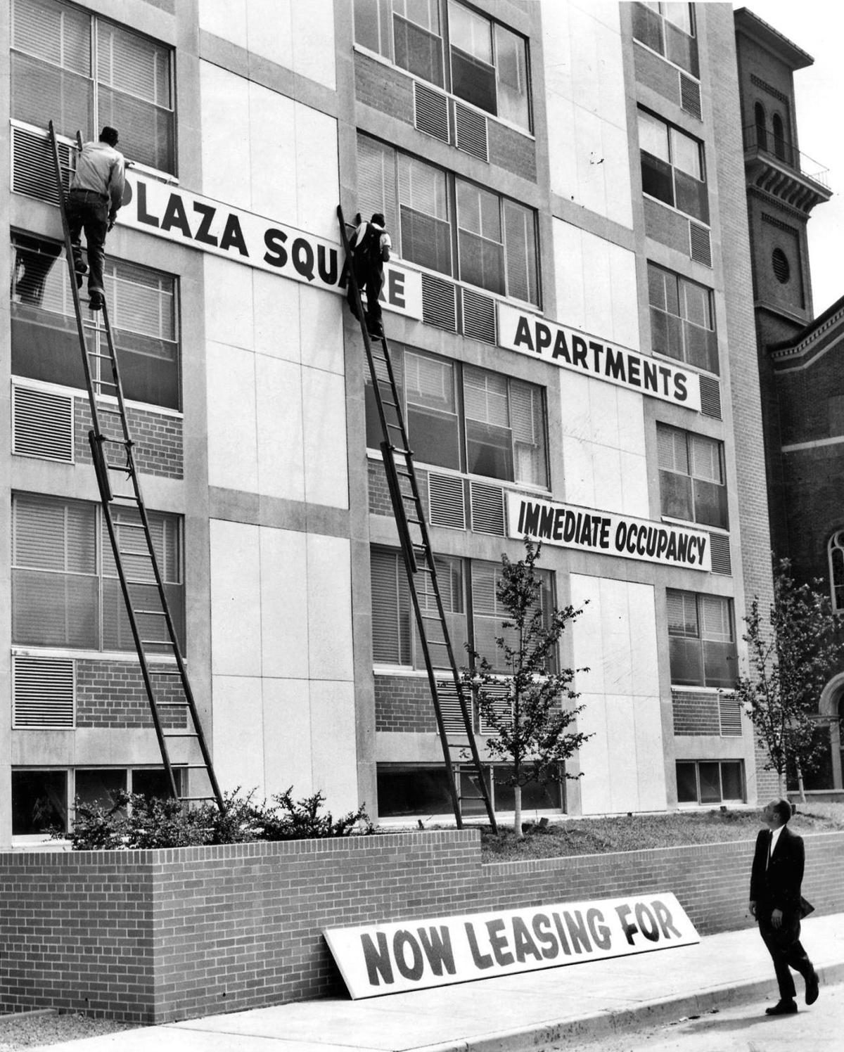 Plaza Square Apartments: Former PD Photographer Robert LaRouche Inducted Into