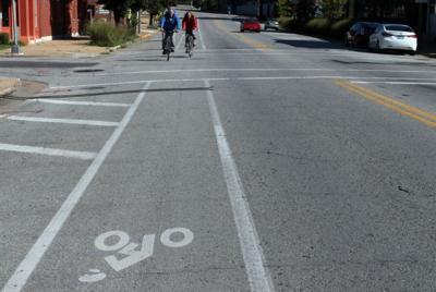 Bike lanes set for upgrade