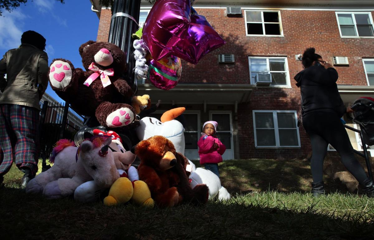 Third child dies from Clinton-Peabody apartment fire