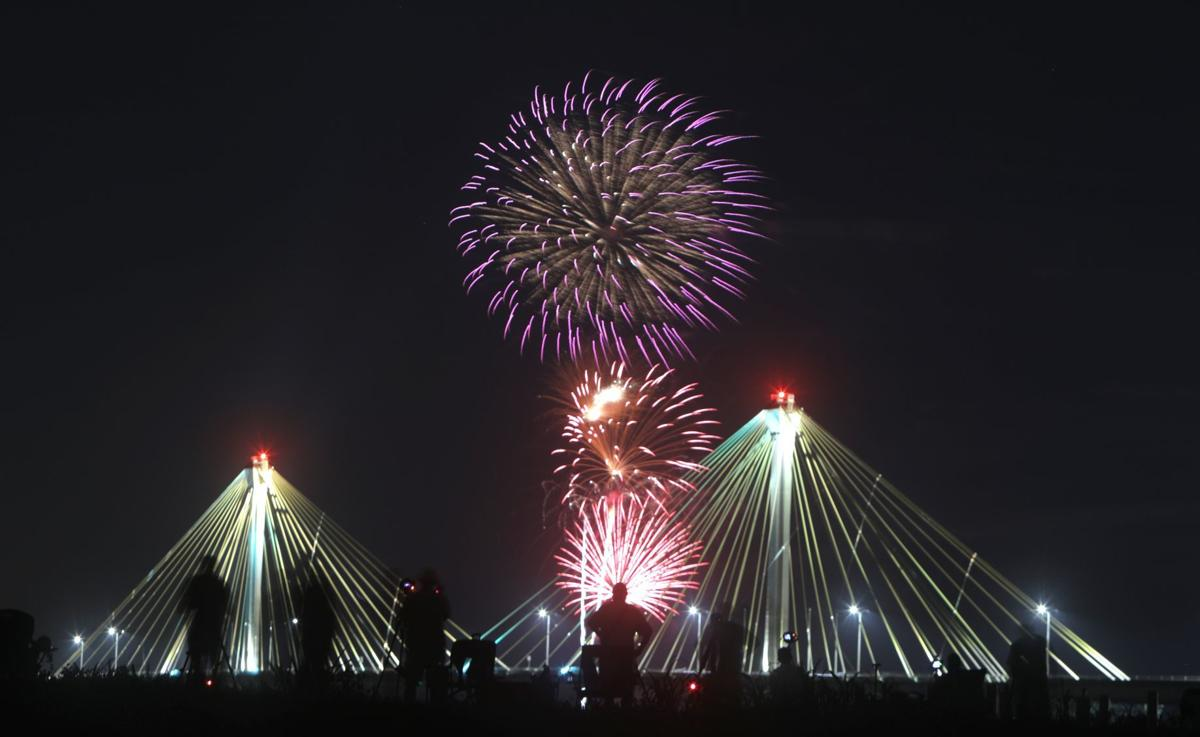 Alton Fireworks Spectacular