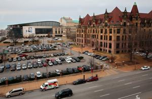 St. Louis anggota dewan ingin menggunakan $5 juta di parkir dana untuk berurusan dengan coronavirus-memacu kekurangan