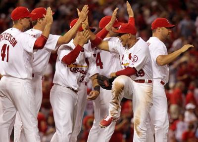 Cardinals 3, Phillies 1