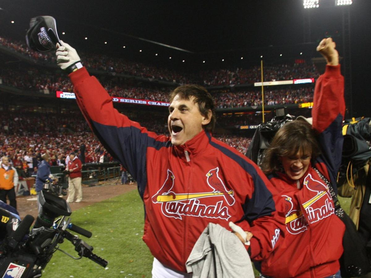 La Russa Defends Mcgwire And Steroids Legacy Laments His Own Personal Life In Tv Interview St Louis Cardinals Stltoday Com