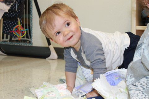 Cornerstone Center for Early Learning: Warmth of Old Newsboys' support