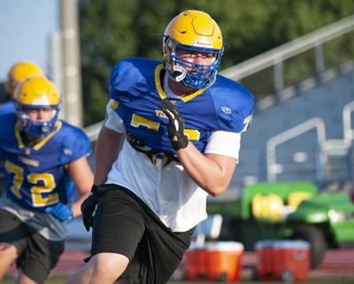 No. 21: Drake Heismeyer, Francis Howell, OL