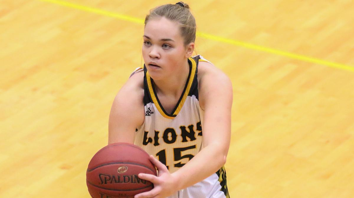 Liz Behan, Fort Zumwalt East basketball