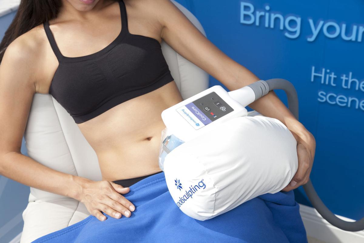 CoolSculpting targets, freezes stubborn body fat