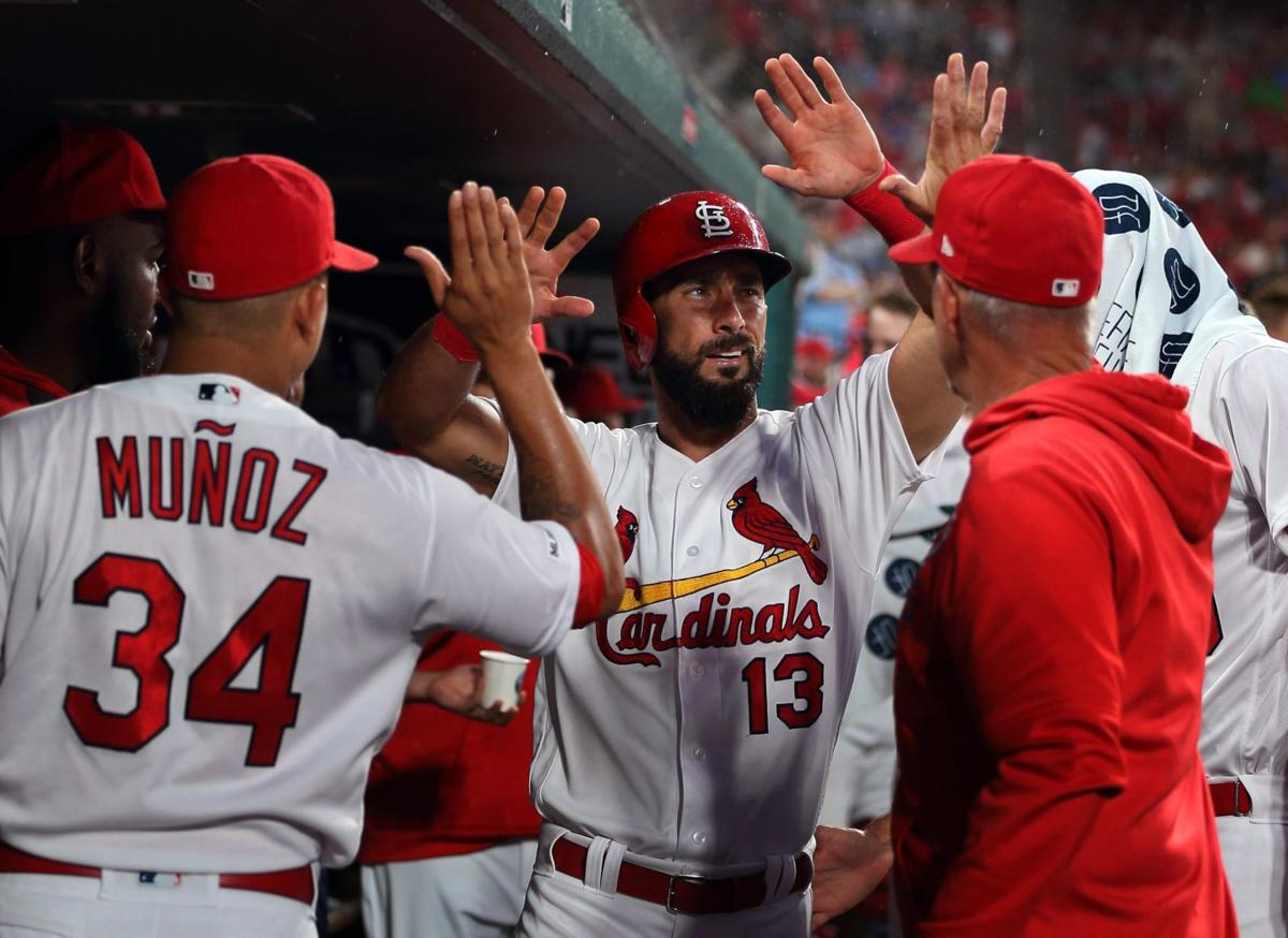 Carpenter goes on injured list with foot contusion; Cards call up infielder Sosa