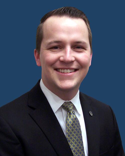 Jordan Kimrey, Area President
