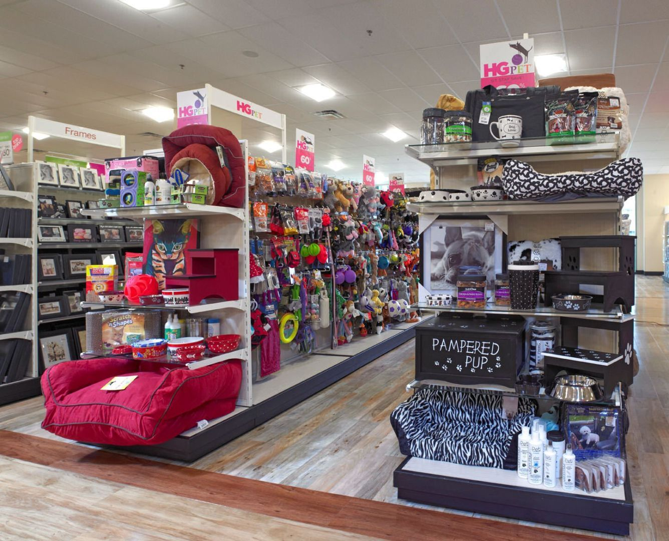 Charming Impact Strategies Completes Builiding A HomeGoods Store At Fairview Heights