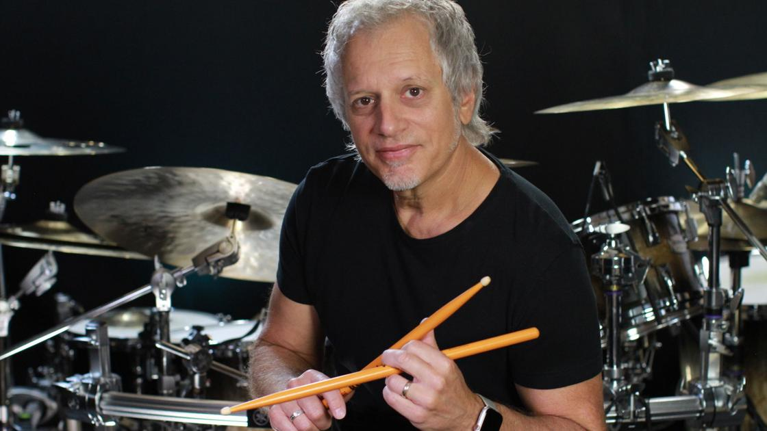After a long career in LA, jazz drummer Dave Weckl returns home to St. Louis