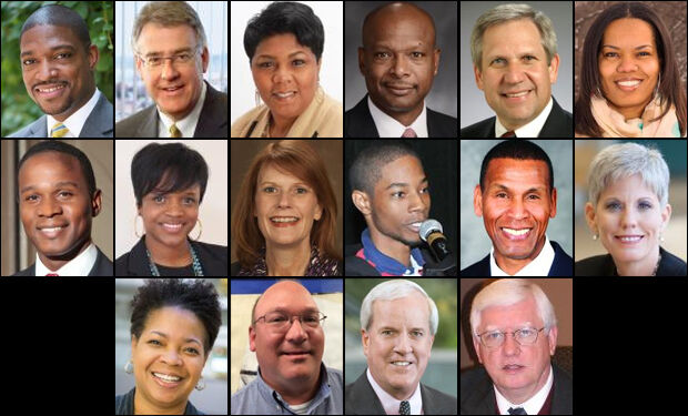 Ferguson Commission members