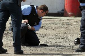 Zwei Männer erschossen in Baden-Nachbarschaft von St. Louis
