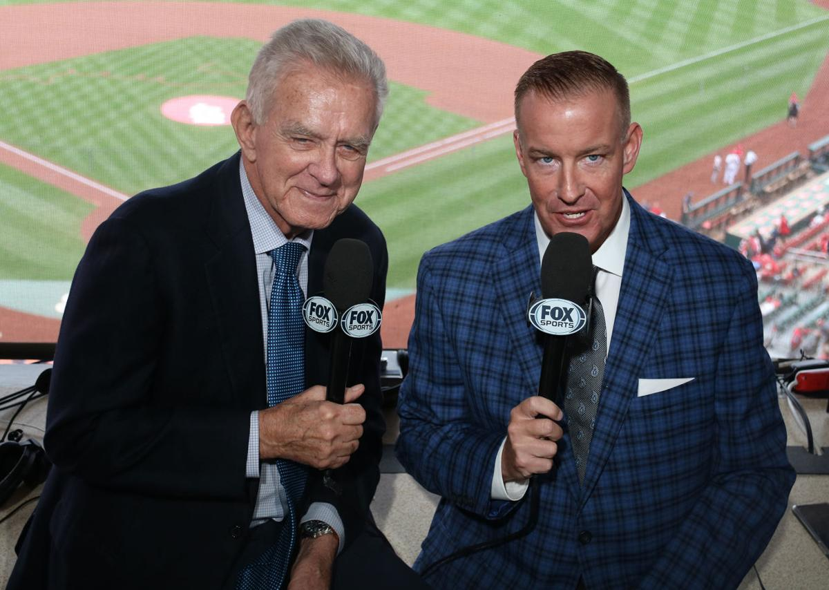 Tim McCarver and Dan McLaughlin on Fox Sports Midwest