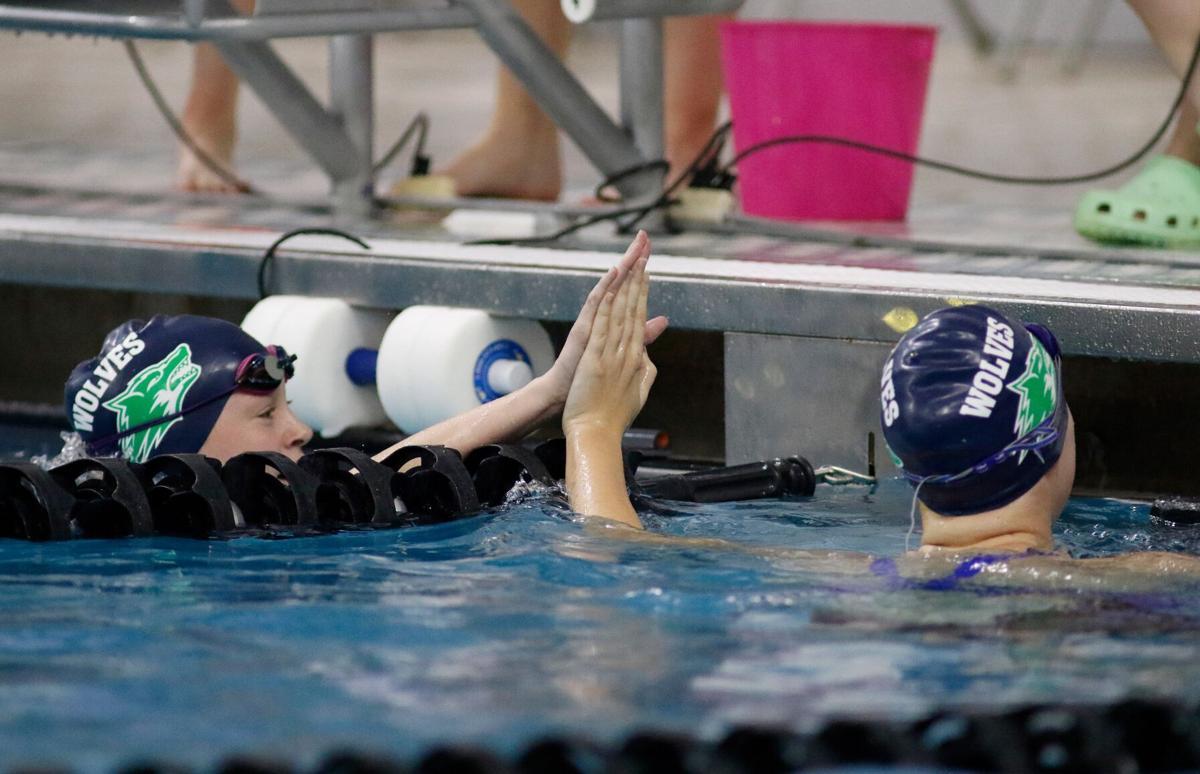 Fort Zumwalt North Girls Swimming/Diving Invitational