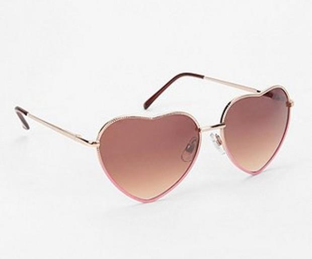 High & Low: Aviator heart-shaped sunglasses : Lifestyles - photo#39