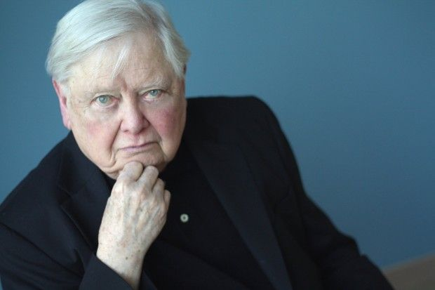William Gass, St. Louis-based author