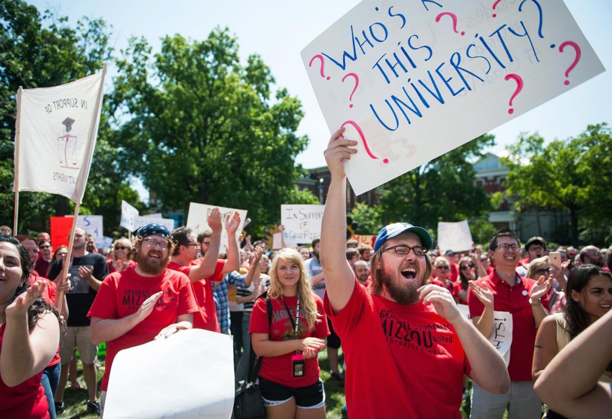 University of Missouri Day of Action