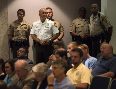 St. Louis County Council discusses investigation of Metro officers