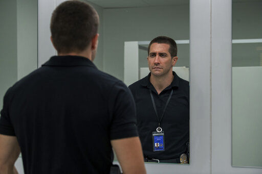 Review: Jake Gyllenhaal carries claustrophobic 'The Guilty'