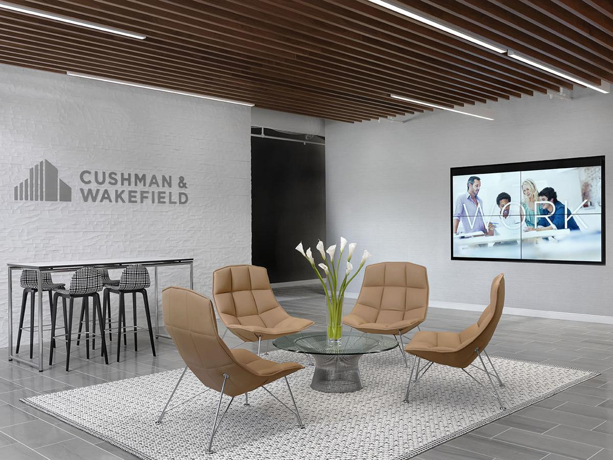Cushman & Wakefield creates great places to work for clients and employees 2