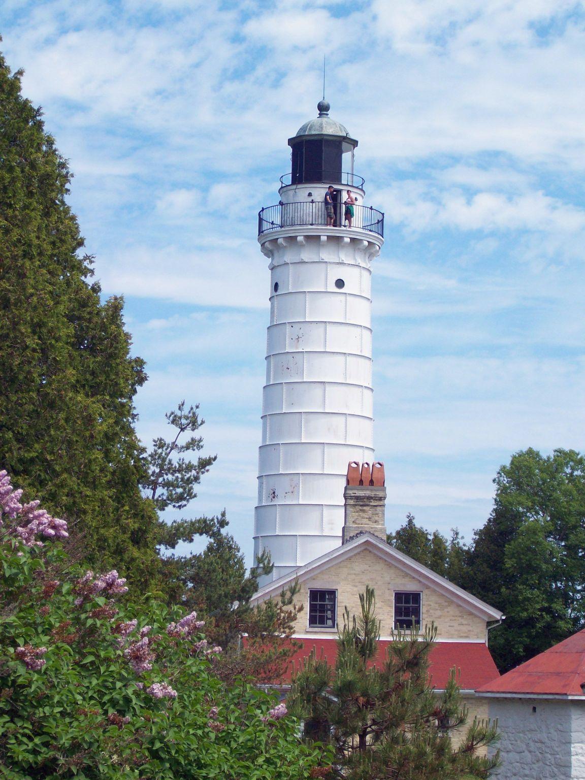 Door County Wis. & Door County Wis. is home to lighthouses cherries and more ...