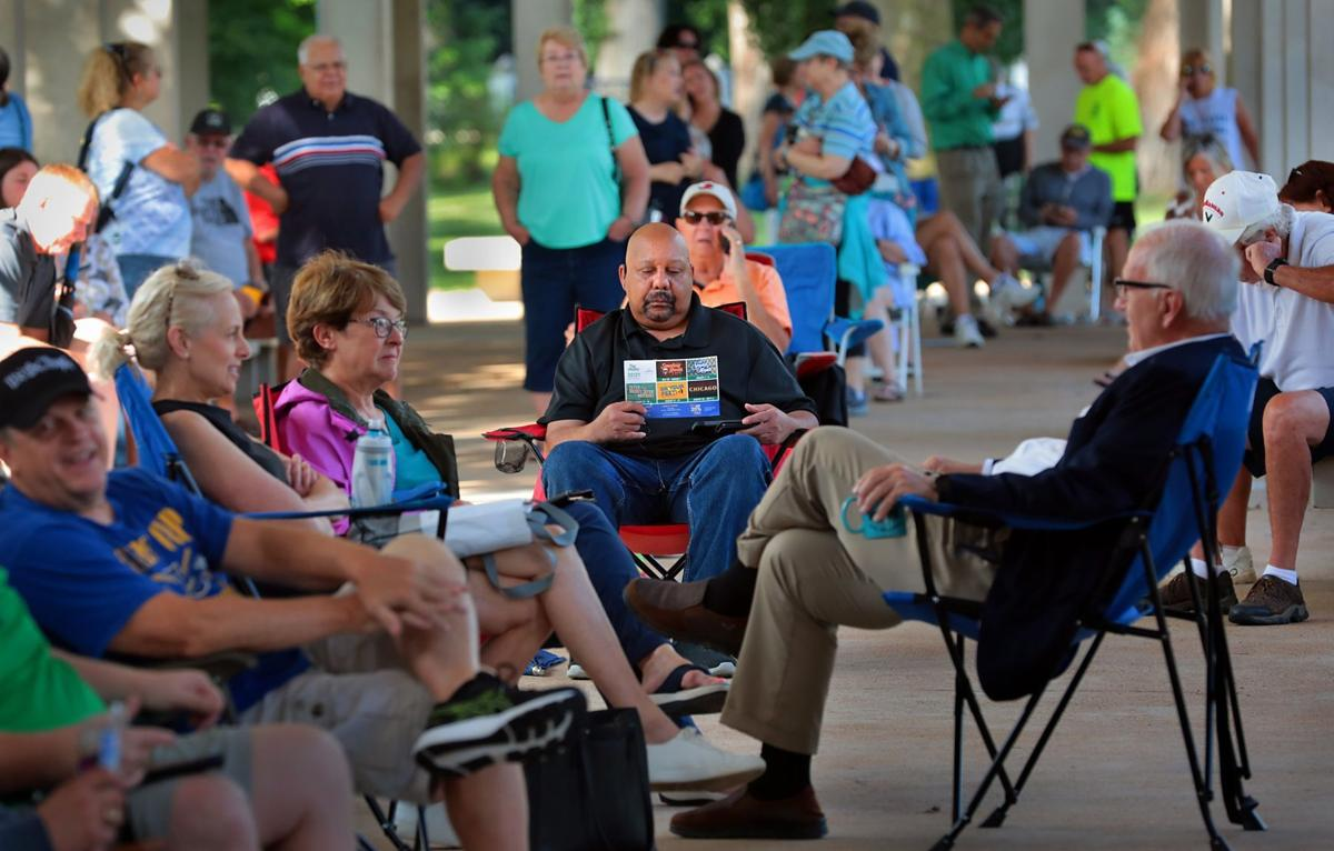 Single ticket sales open at The Muny