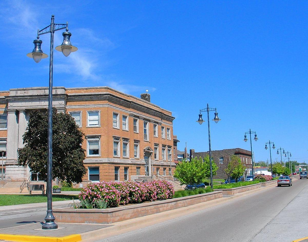Downtown Granite City streetscape project halted | Local ...