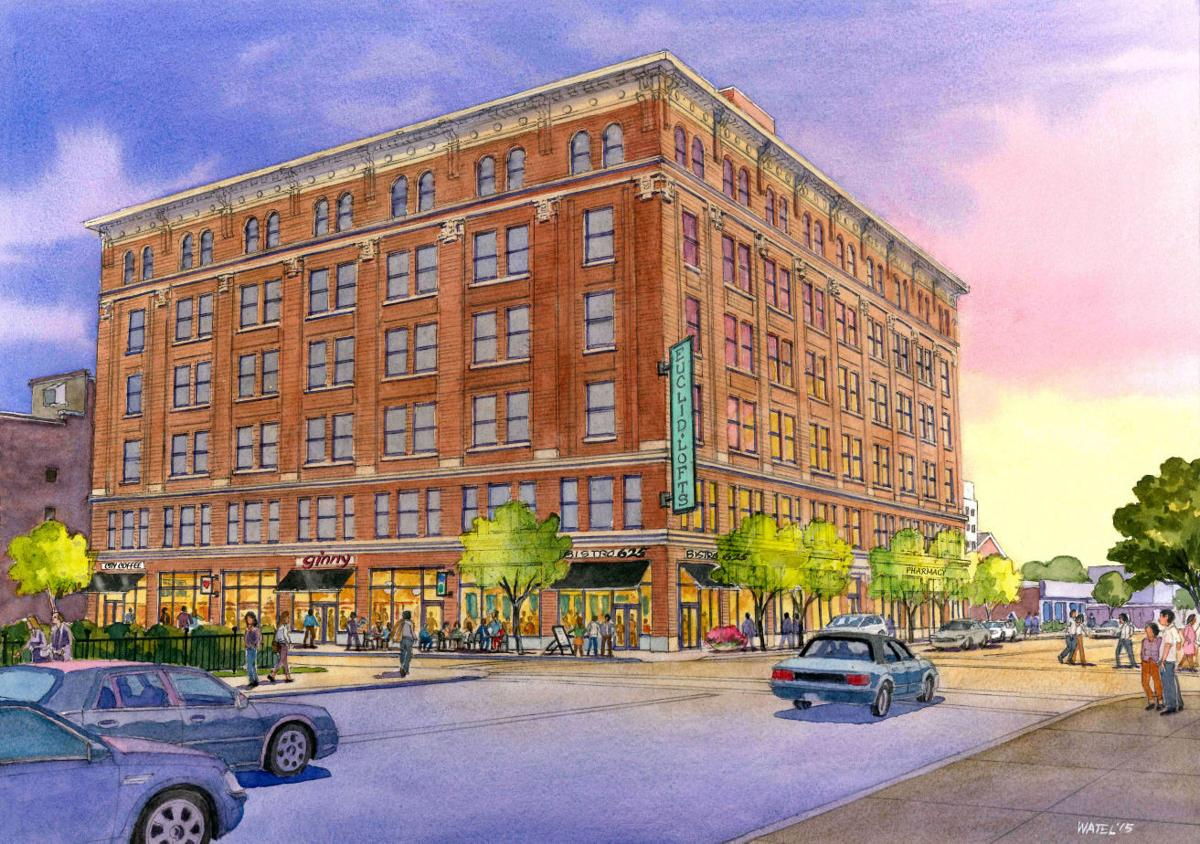 Rendering of Lofts@Euclid