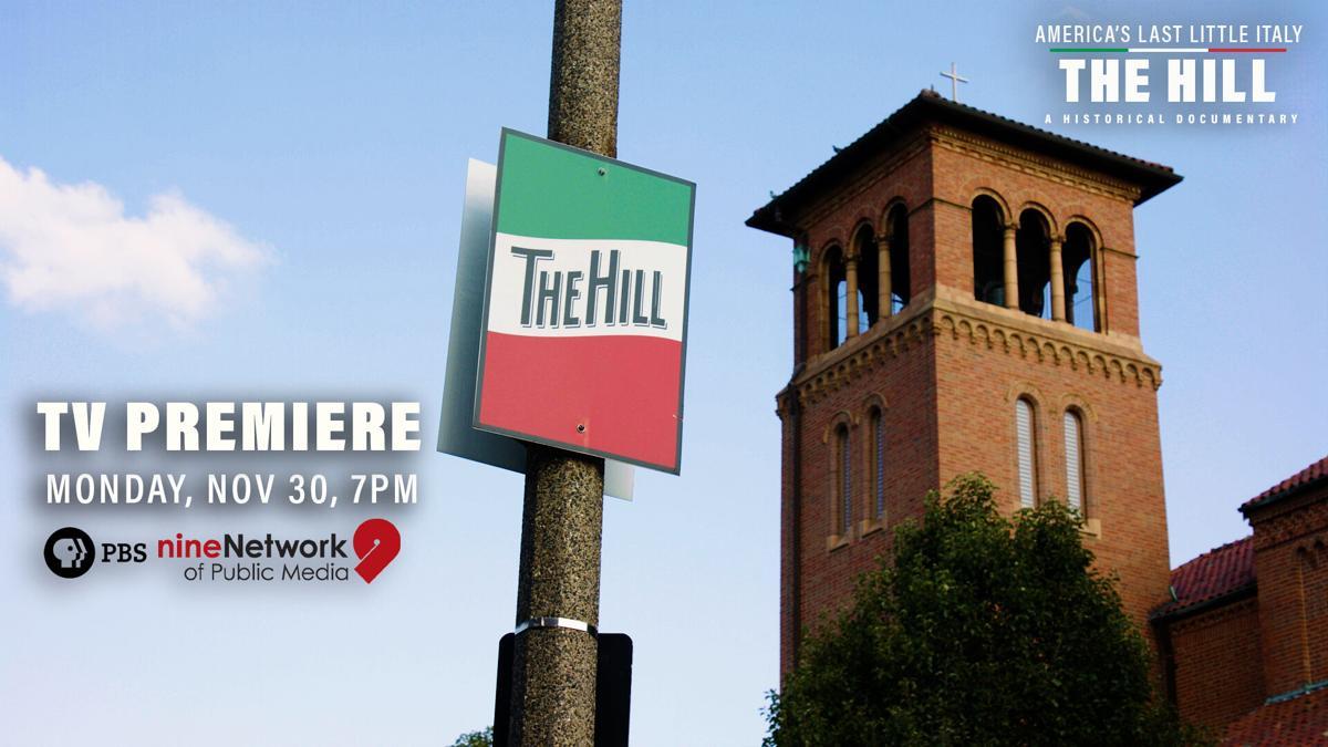 L'ultima piccola Italia d'America: The Hill