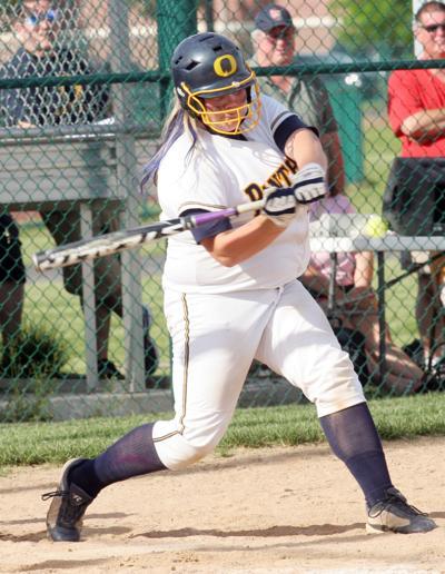 Lauren Smith O'Fallon IL catcher