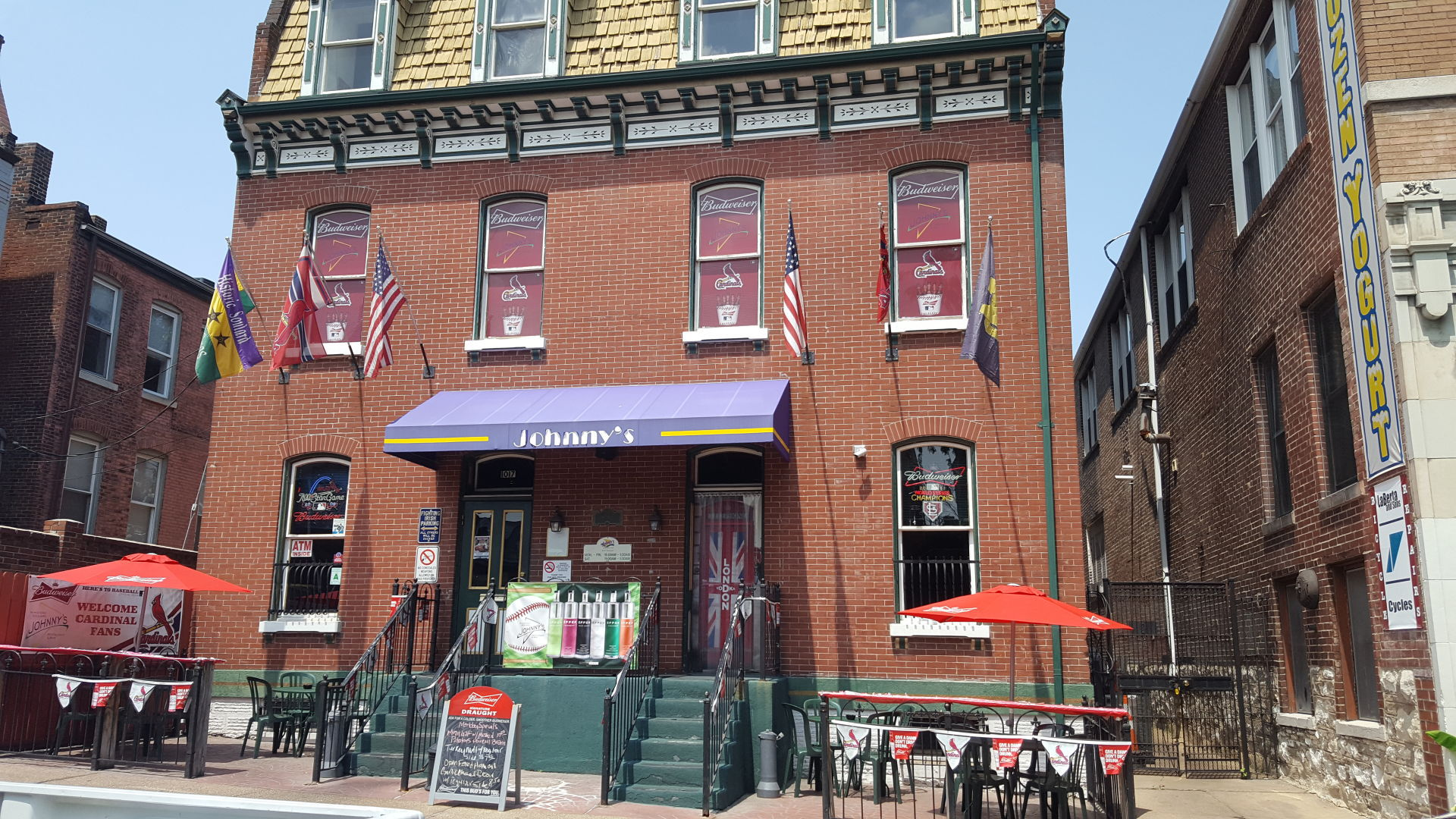 Johnny\u0027s Restaurant \u0026 Bar in Soulard & Johnny\u0027s in Soulard closing its doors after July 29; Harpo\u0027s ... Pezcame.Com