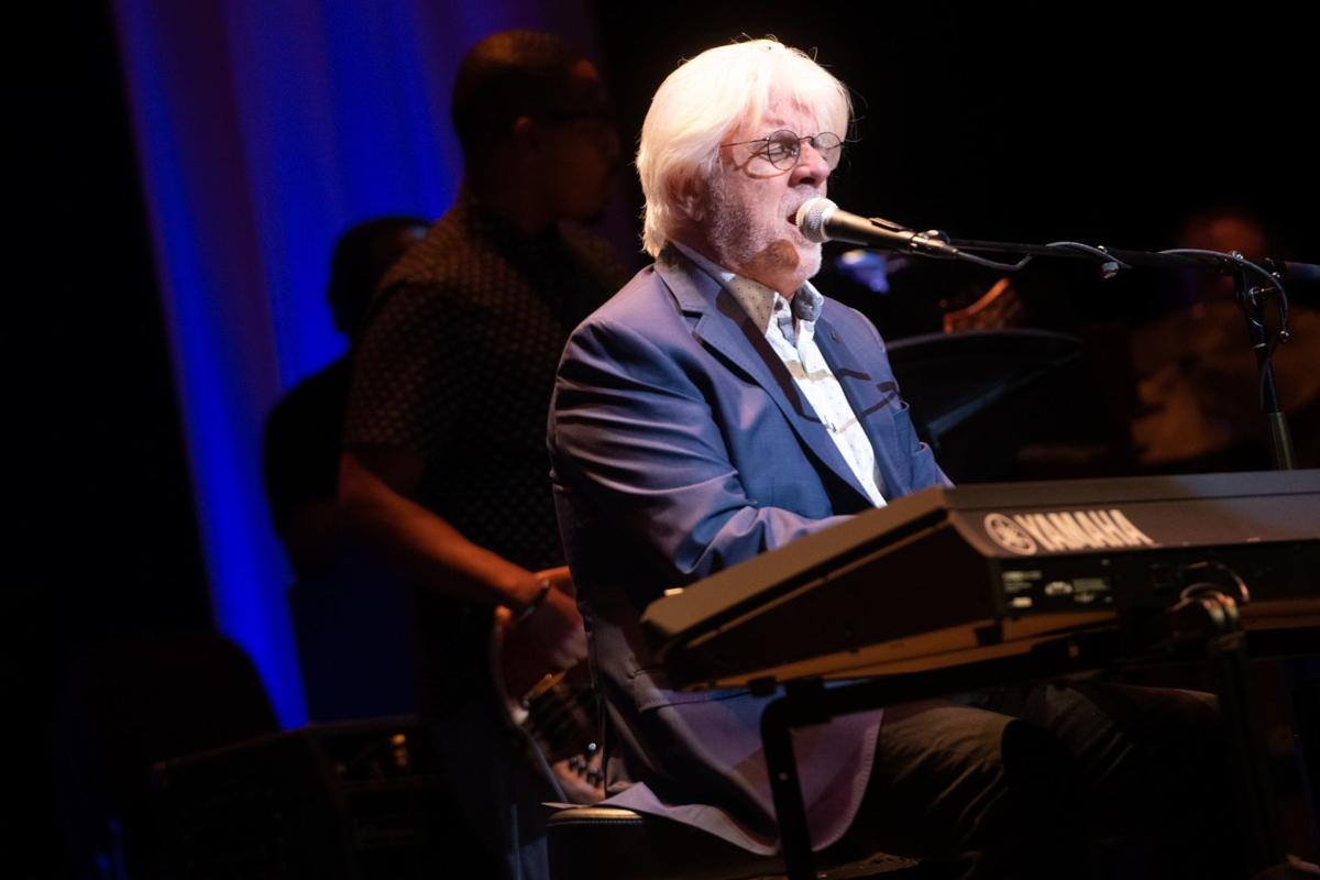 Is Michael McDonald on his way to the Rock and Roll Hall of Fame via the Doobie Brothers?