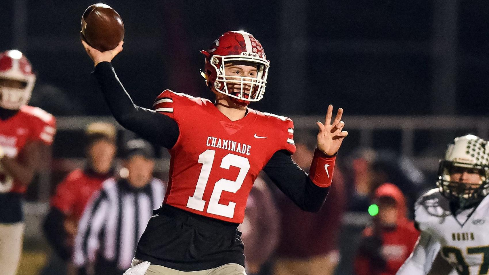 Chaminade's Brady Cook driven to prove to St. Louis that he belongs at Mizzou