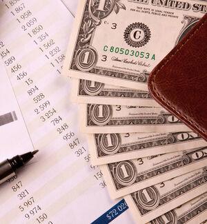Money/paperwork