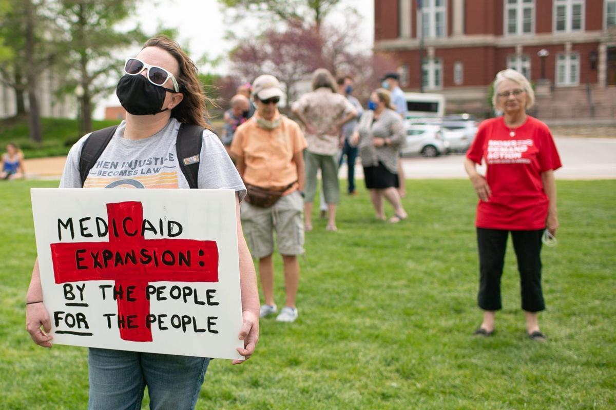 Rally to Save Missouri Health Care