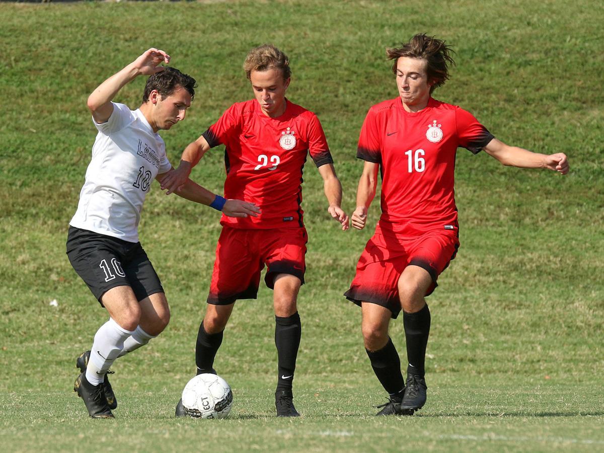 Chaminade vs. Ladue soccer