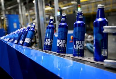 Anheuser-Busch InBev aluminum bottle manufacturing