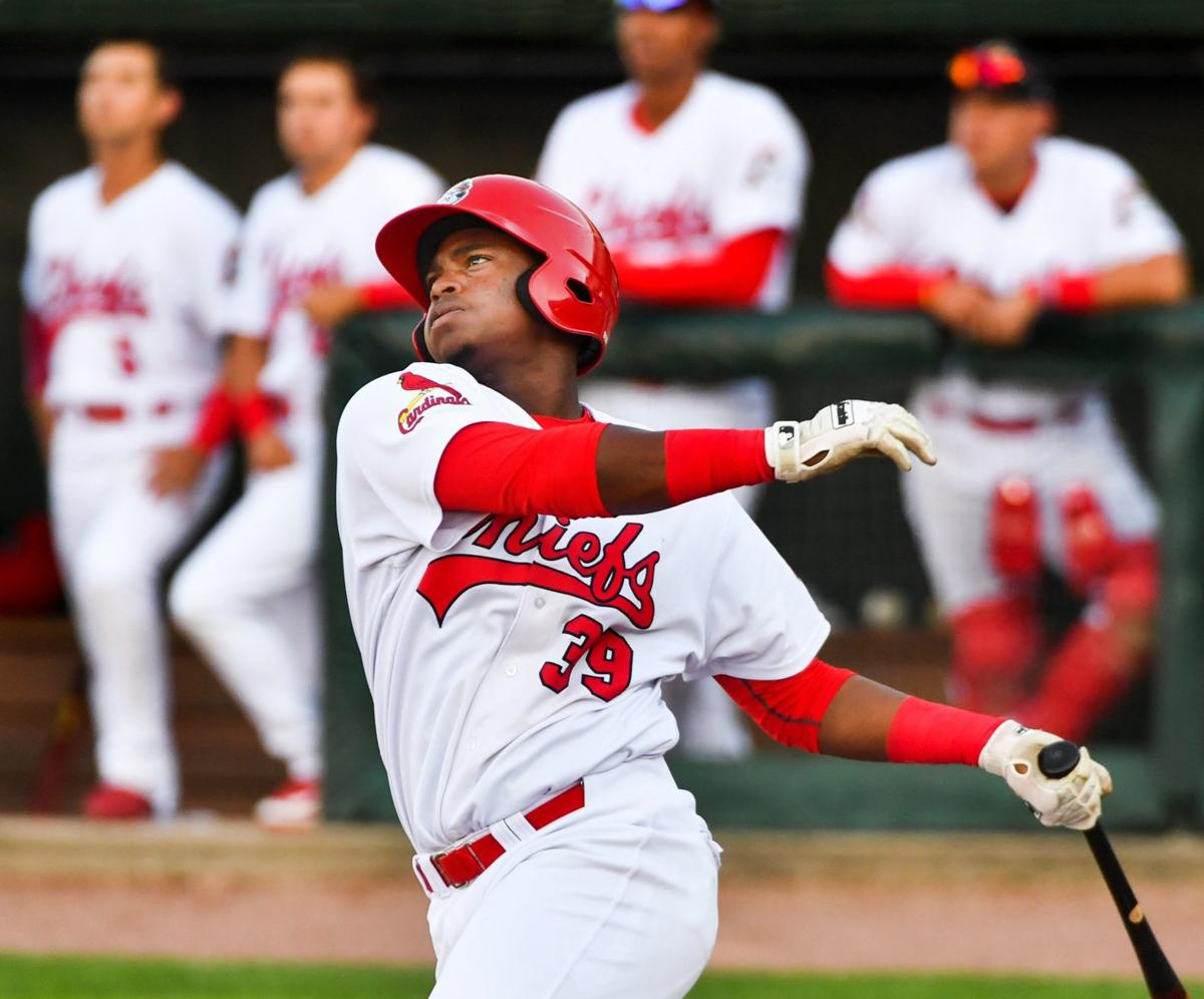 Tipsheet: Cardinals' power-hitting prospects draw industry praise