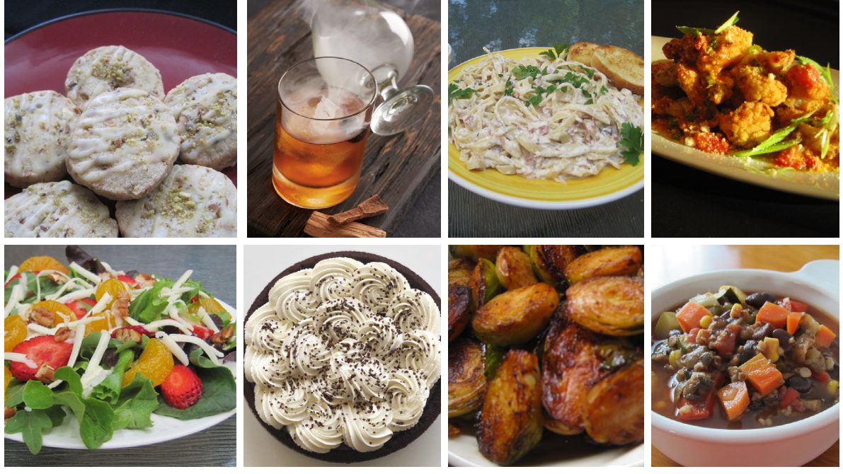 45 recipes from some of St. Louis' favorite restaurants and chefs