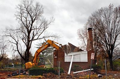 MSD Demolishes homes in Baden