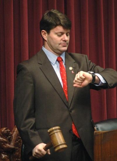 Former Speaker of Missouri House Rod Jetton