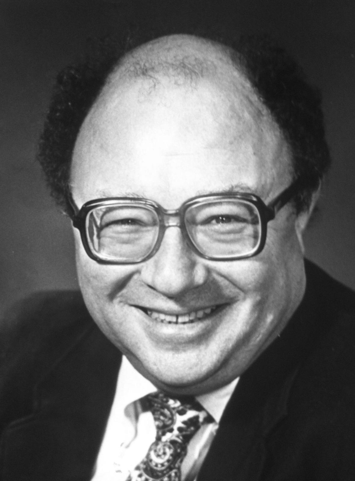 Joe Pollack former P-D reporter